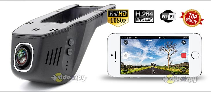 Vsx5500 Telecamera Per Auto Full Hd Wifi
