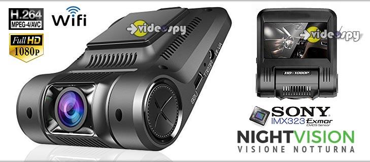 Mini Telecamera Per Auto Vsx1001 Wifi